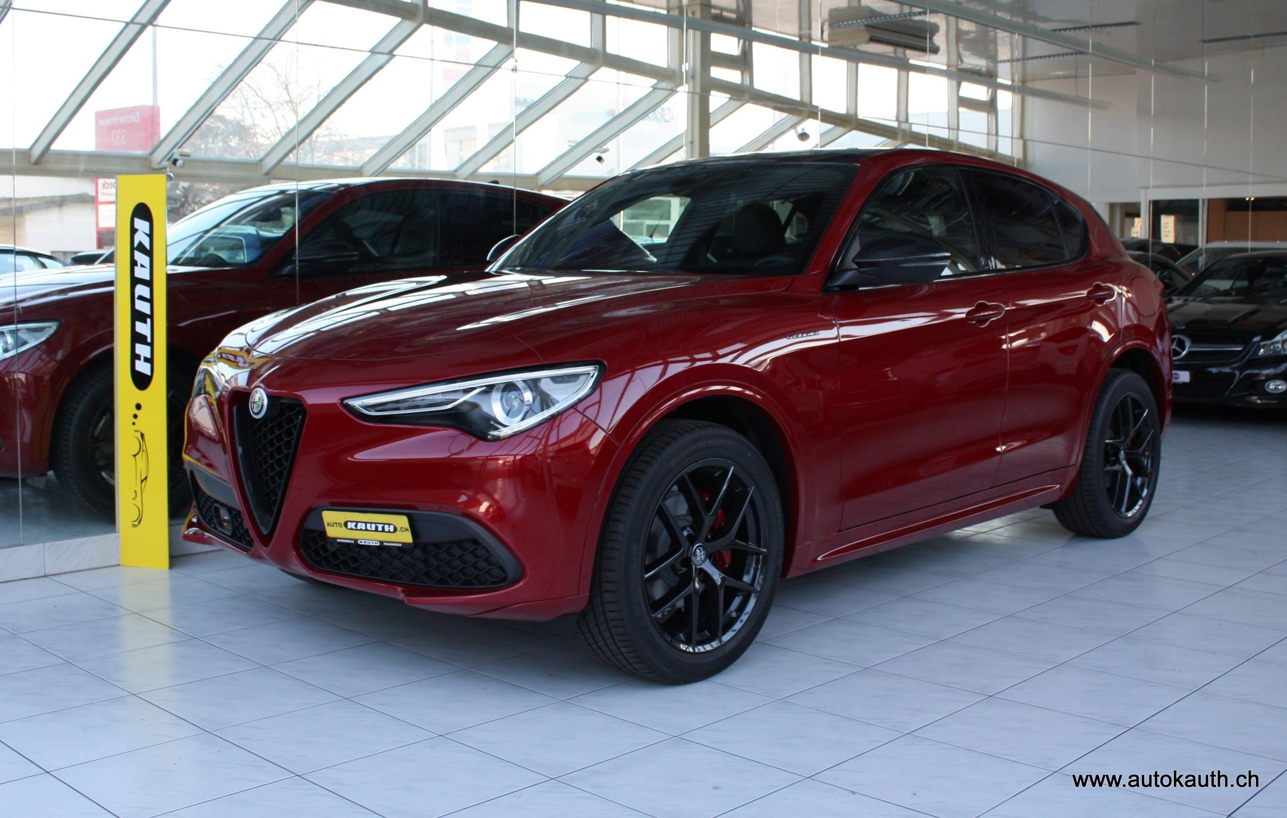suv Alfa Romeo Stelvio 2.0 Veloce Q4 Automatic