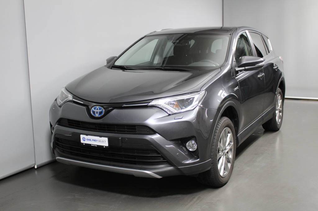 suv Toyota RAV4 2.5 HSD Trend