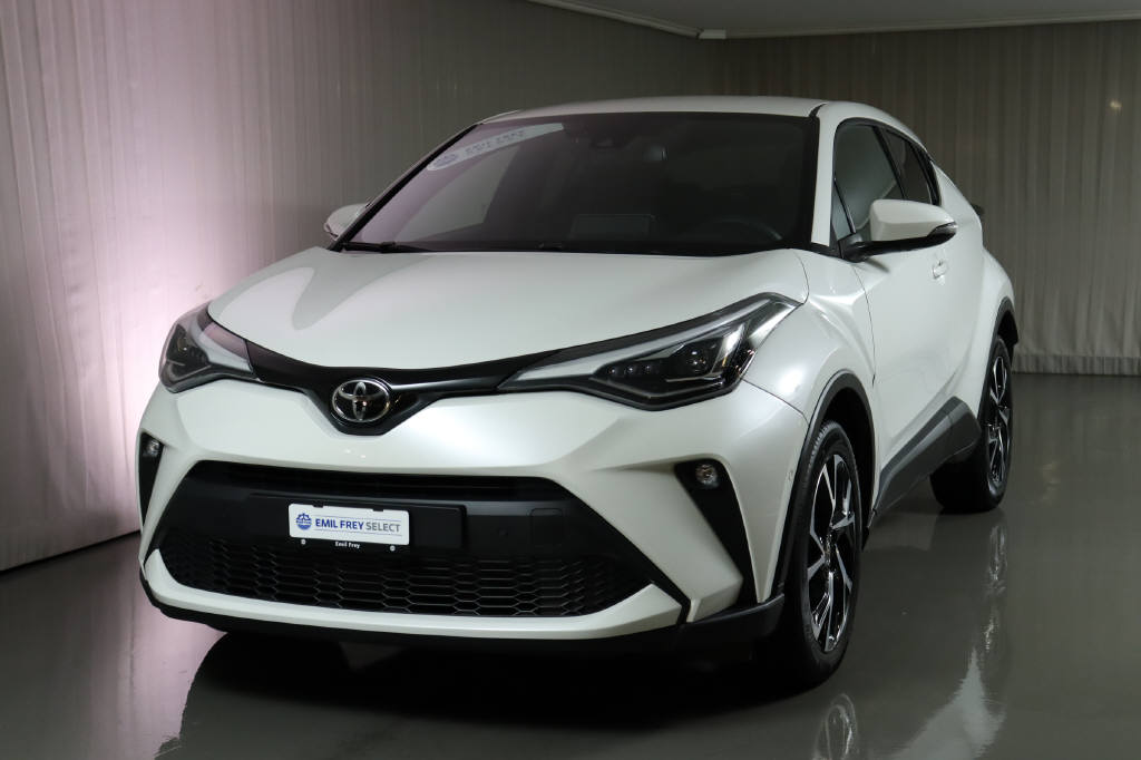 suv Toyota C-HR 1.2 T Trend 4x4