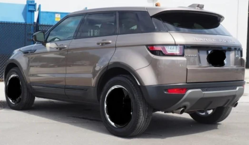 suv Land Rover Range Rover Evoque 180 cv Diesel free service warrenty