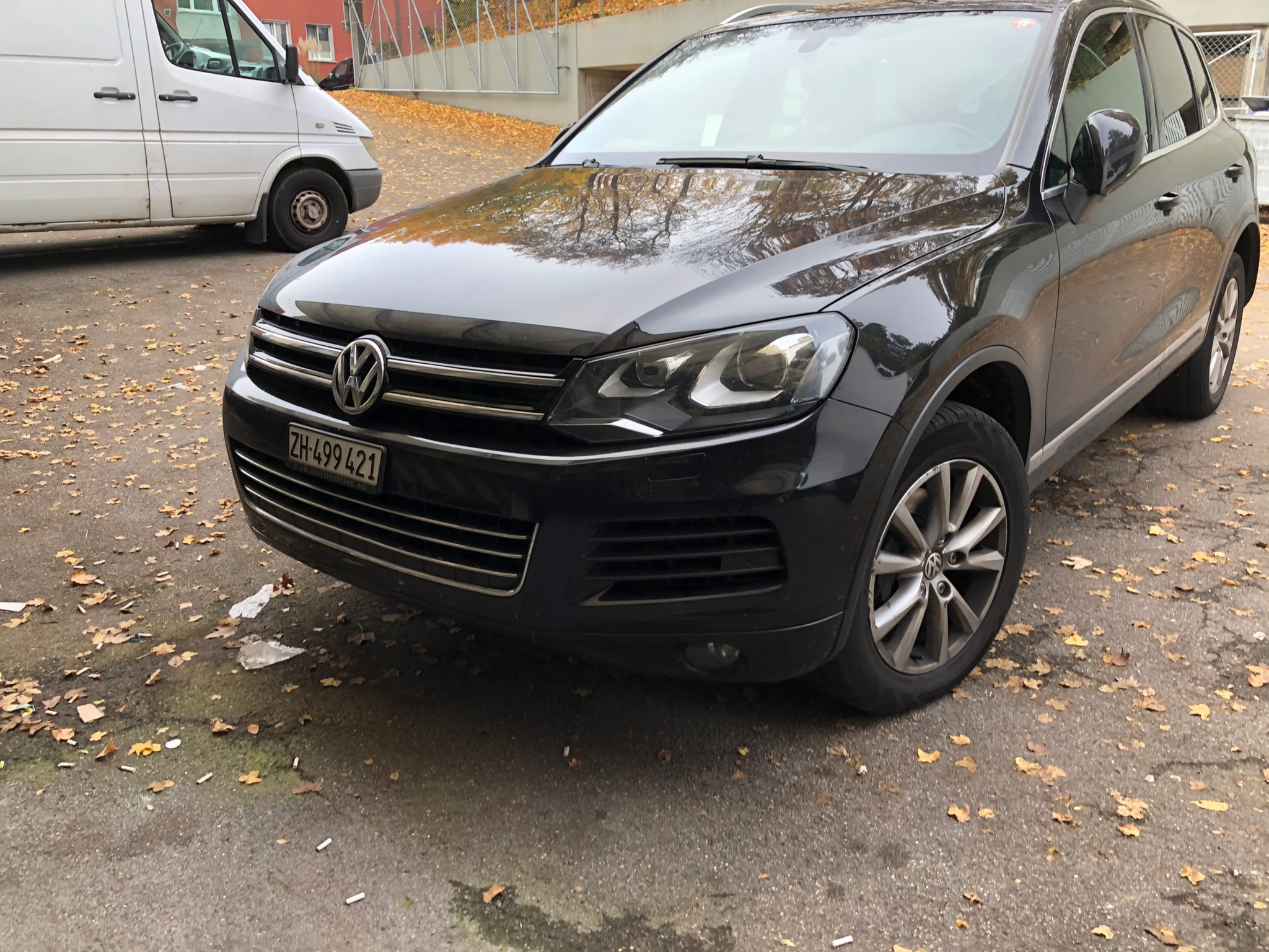 suv VW Touareg Tuareg 3.0 Disel frich MFK