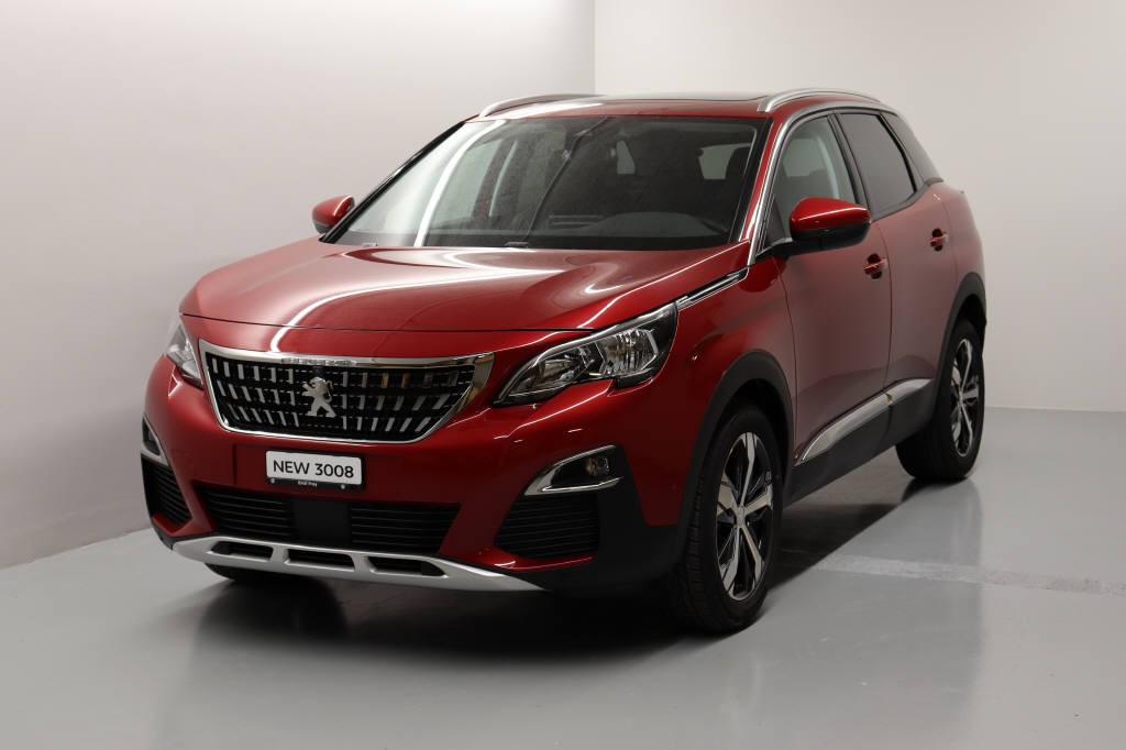 suv Peugeot 3008 1.6 PureTech Allure