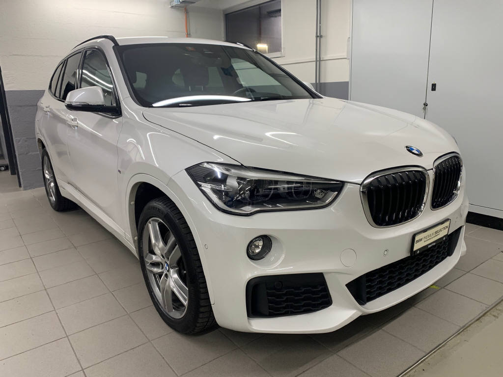 suv BMW X1 20d xDrive
