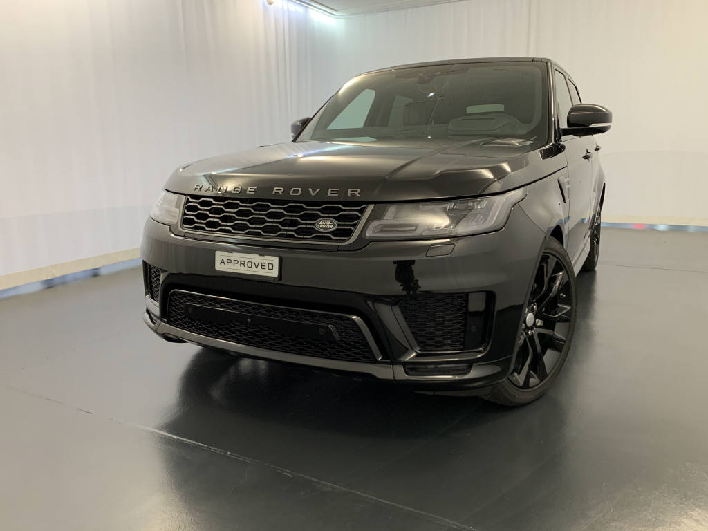suv Land Rover Range Rover Sport 3.0 SDV6 HSE Dynamic