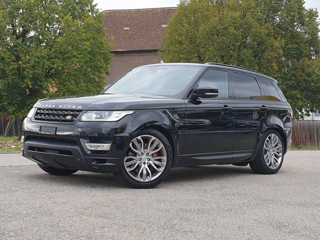 suv Land Rover Range Rover Sport 3.0 SDV6 Autobio. Dyn.