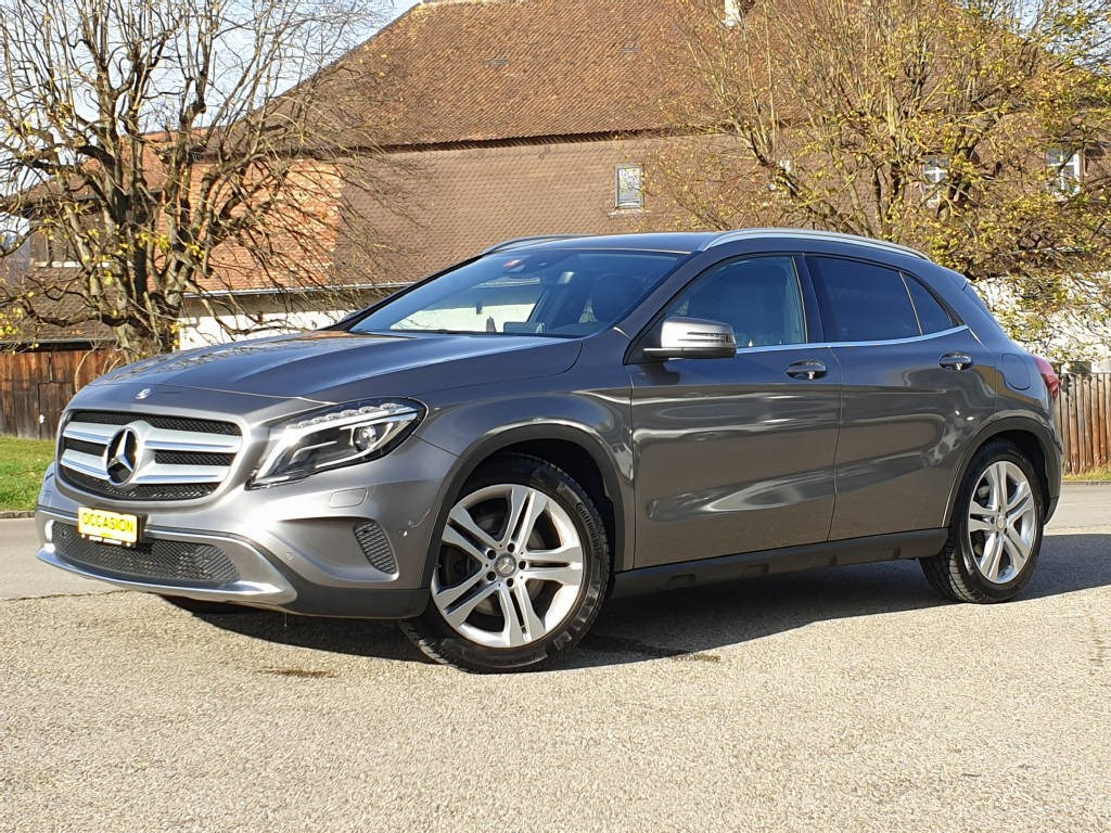 suv Mercedes-Benz GLA-Klasse GLA 250 Urban 4x4