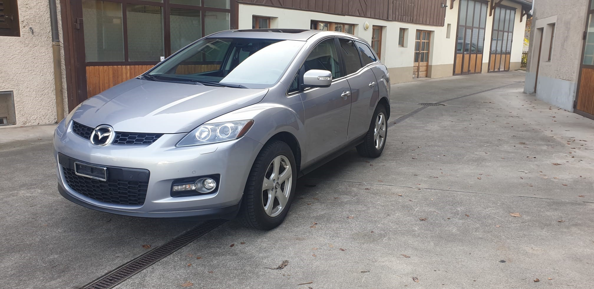 suv Mazda CX-7 2.3T Exclusive