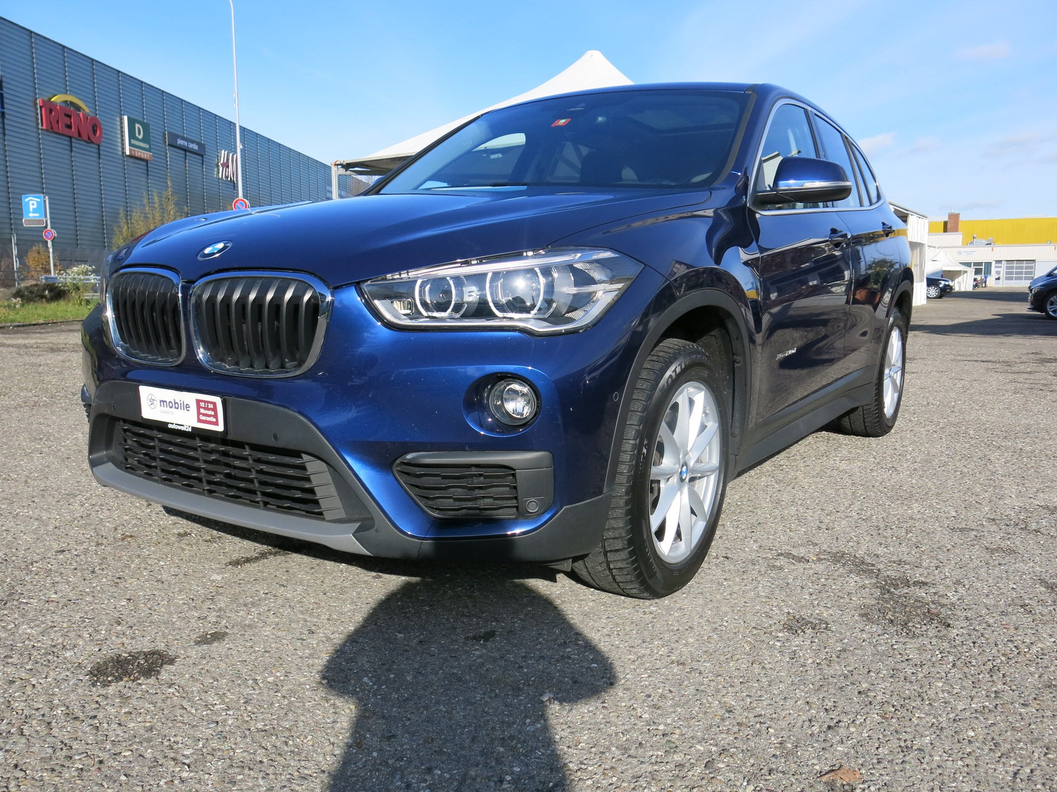 suv BMW X1 xDrive 20d Steptronic