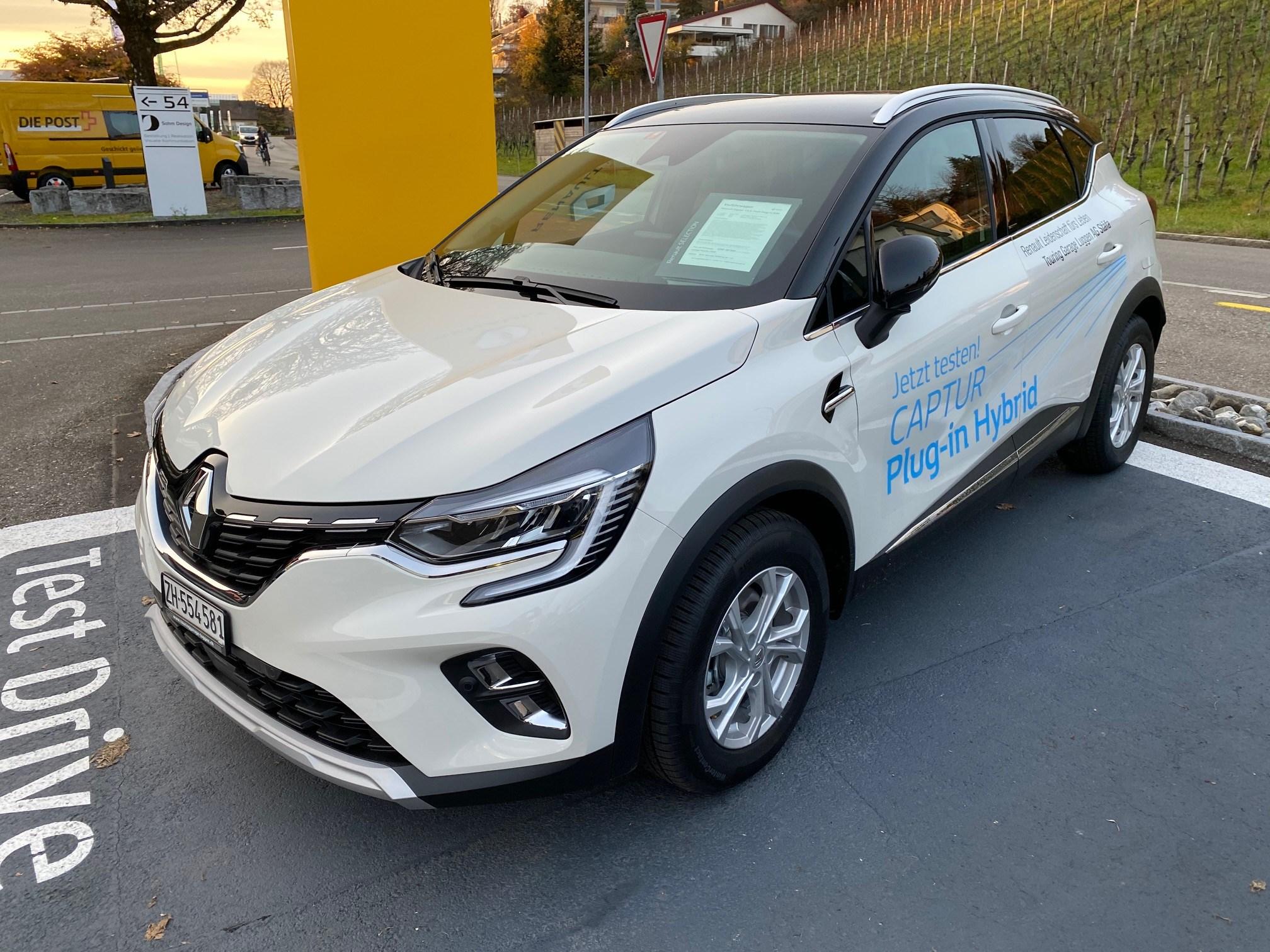 suv Renault Captur 1.6 E-Tech Edition1 DHT