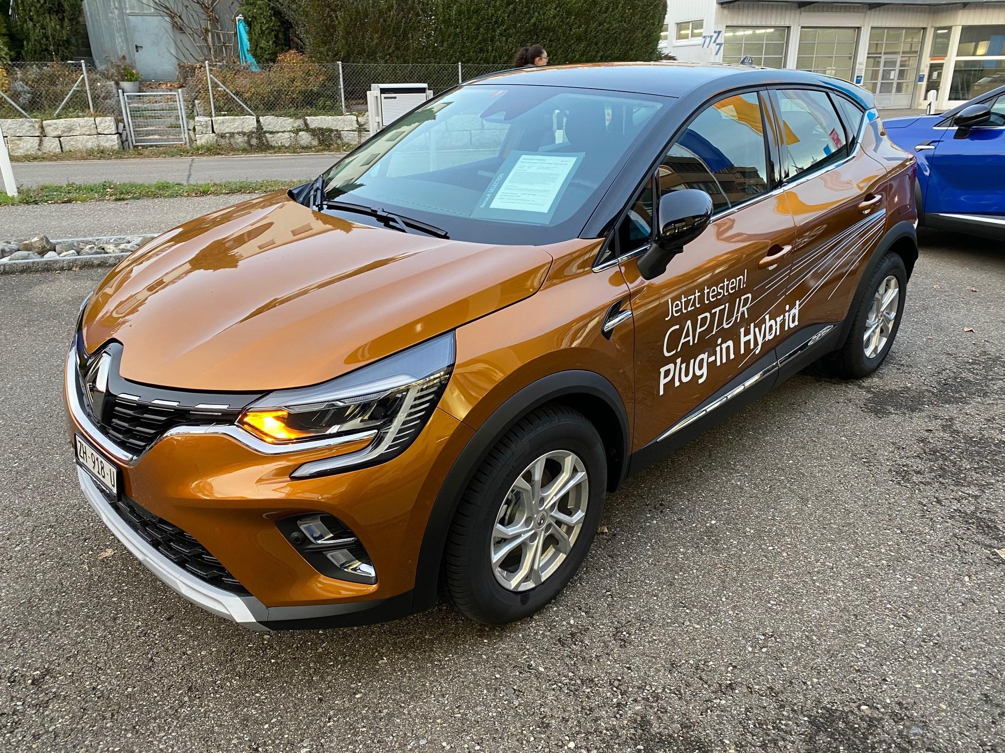suv Renault Captur 1.6 E-Tech Intens DHT