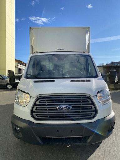 Ford Transit 350 L2 mit Hebebühne 250'000 km 23'700 CHF - kaufen auf carforyou.ch - 1