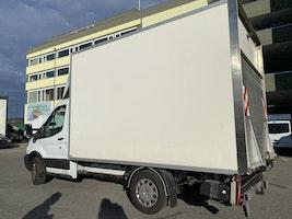 Ford Transit 350 L2 mit Hebebühne 250'000 km 23'700 CHF - kaufen auf carforyou.ch - 2