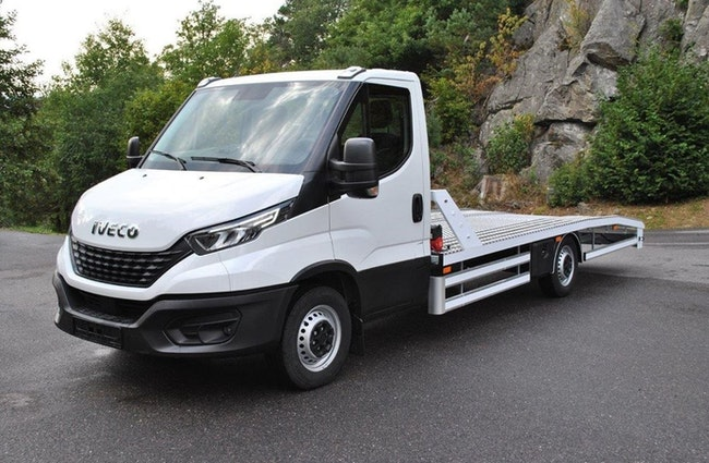 van Iveco Daily / Turbo Daily Daily 35 S 18H Autotransporter