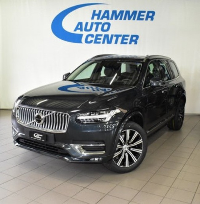 suv Volvo XC90 B5 B AWD Inscription