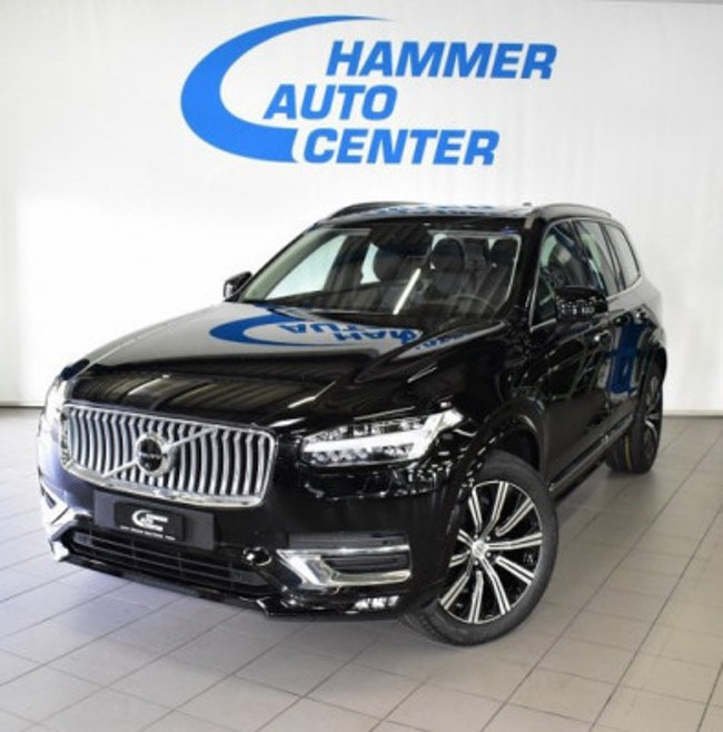 suv Volvo XC90 B6 B AWD Inscription