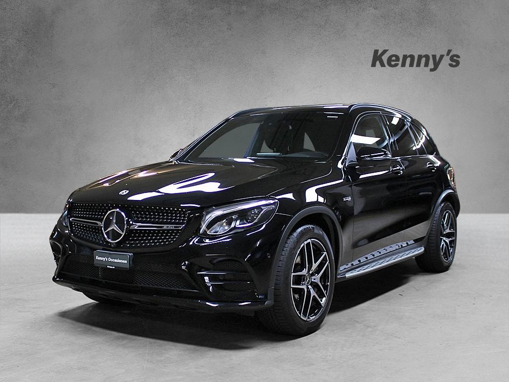suv Mercedes-Benz GLC-Klasse GLC 43 AMG 4Matic