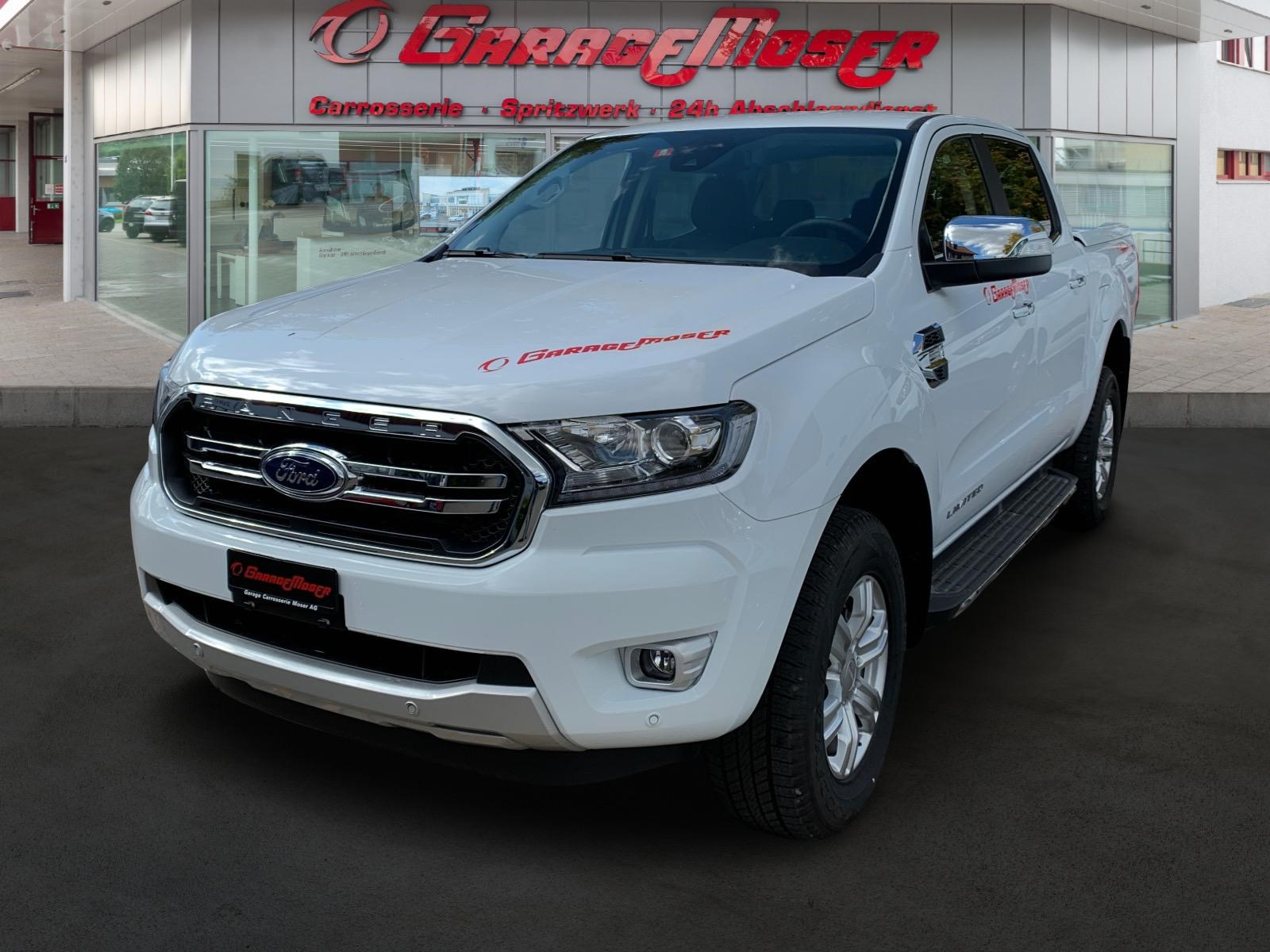 suv Ford Ranger DKab.Pick-up 2.0 EcoBlue 4x4 Limited