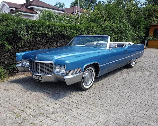 Cadillac De Ville 1968 5'000 km 43'500 CHF - buy on carforyou.ch - 1
