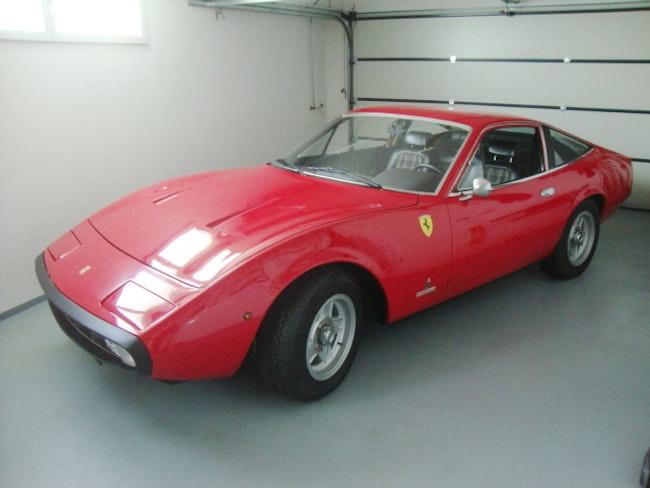 Gebraucht Coupé Ferrari 365 Gtc 4 Gobbone 73180 Km Für 368000 Chf Kaufen Auf Carforyou Ch