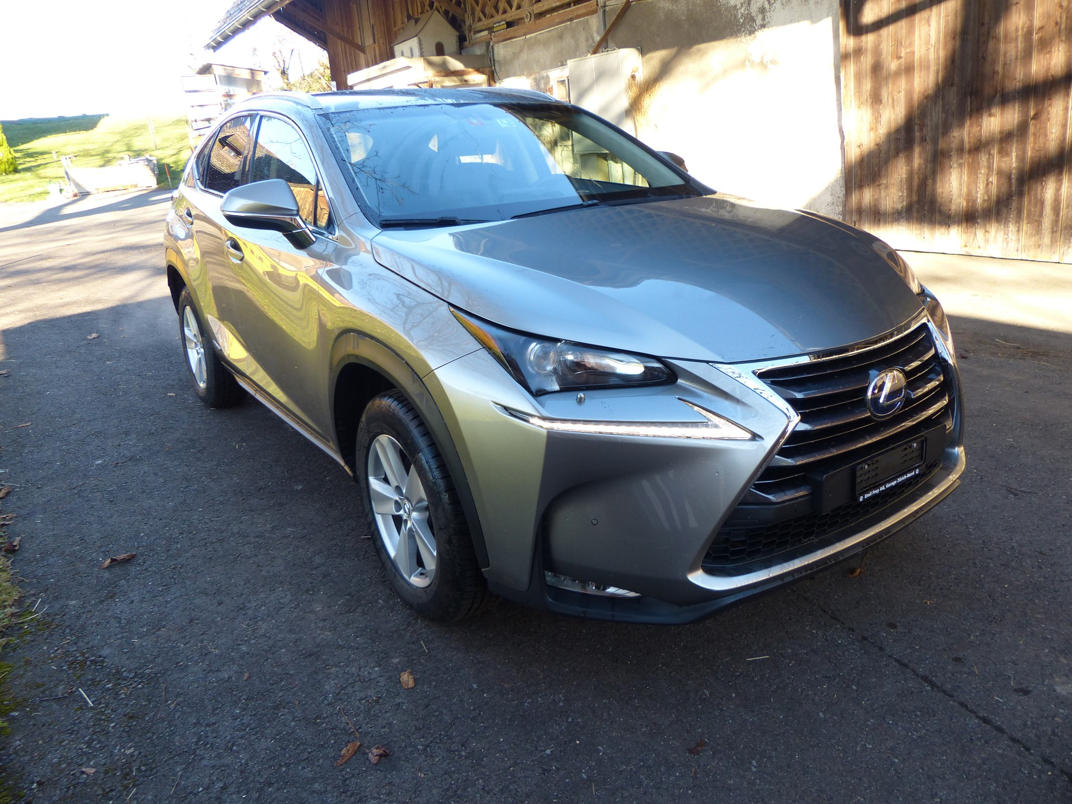 suv Lexus NX 300h business E-Four Automatic