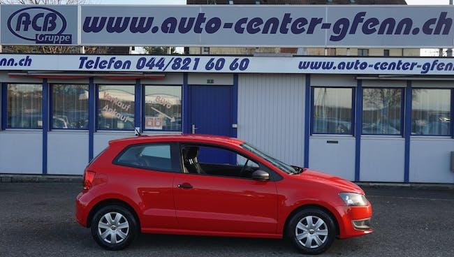 VW Polo 1.2 6V Trend 120'000 km CHF5'997 - buy on carforyou.ch - 1