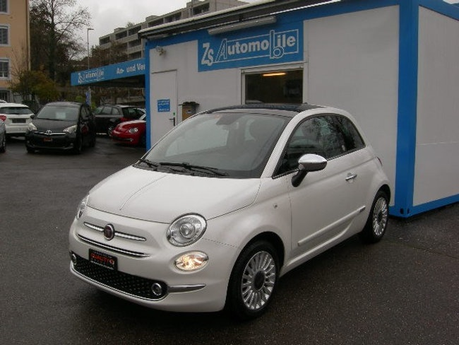 saloon Fiat 500 1.2 Mirror Dualogic