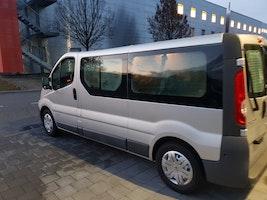 Renault Trafic Bus 9 Plätzer RENAULT Trafic 2.5 dCi L2H1 85'000 km 16'800 CHF - acquistare su carforyou.ch - 3