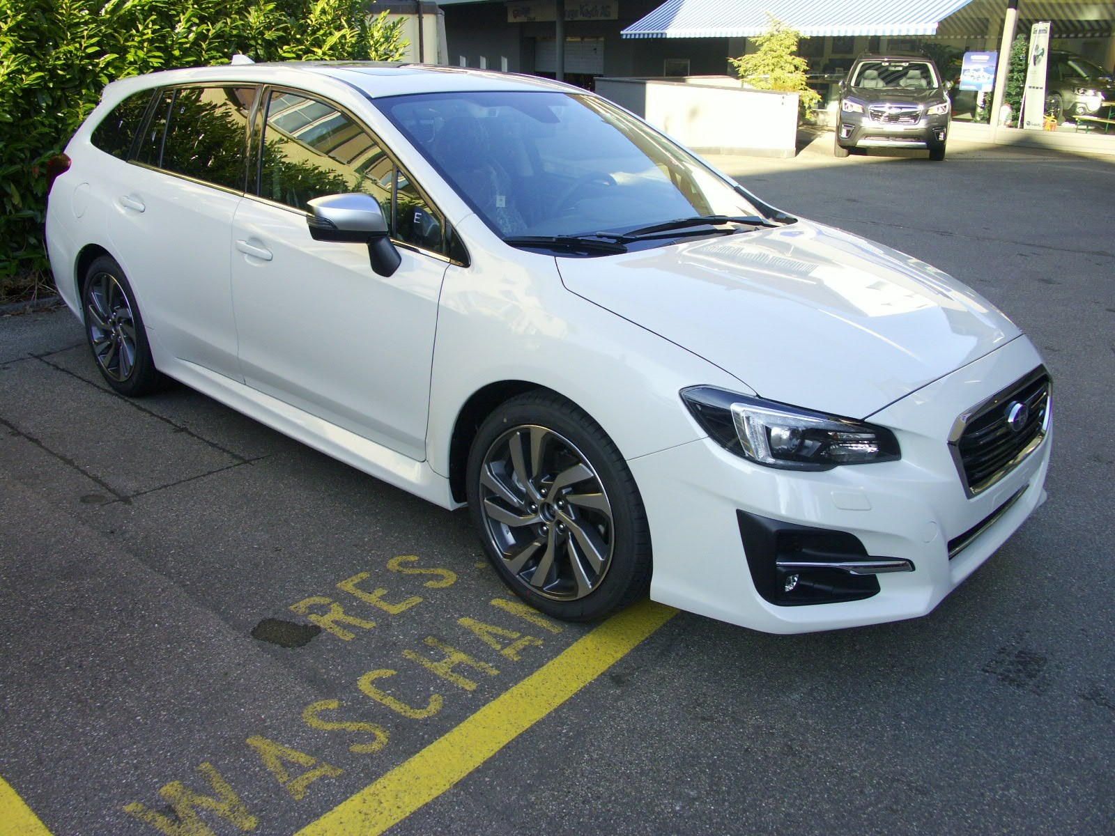 estate Subaru Levorg 2.0i Luxury