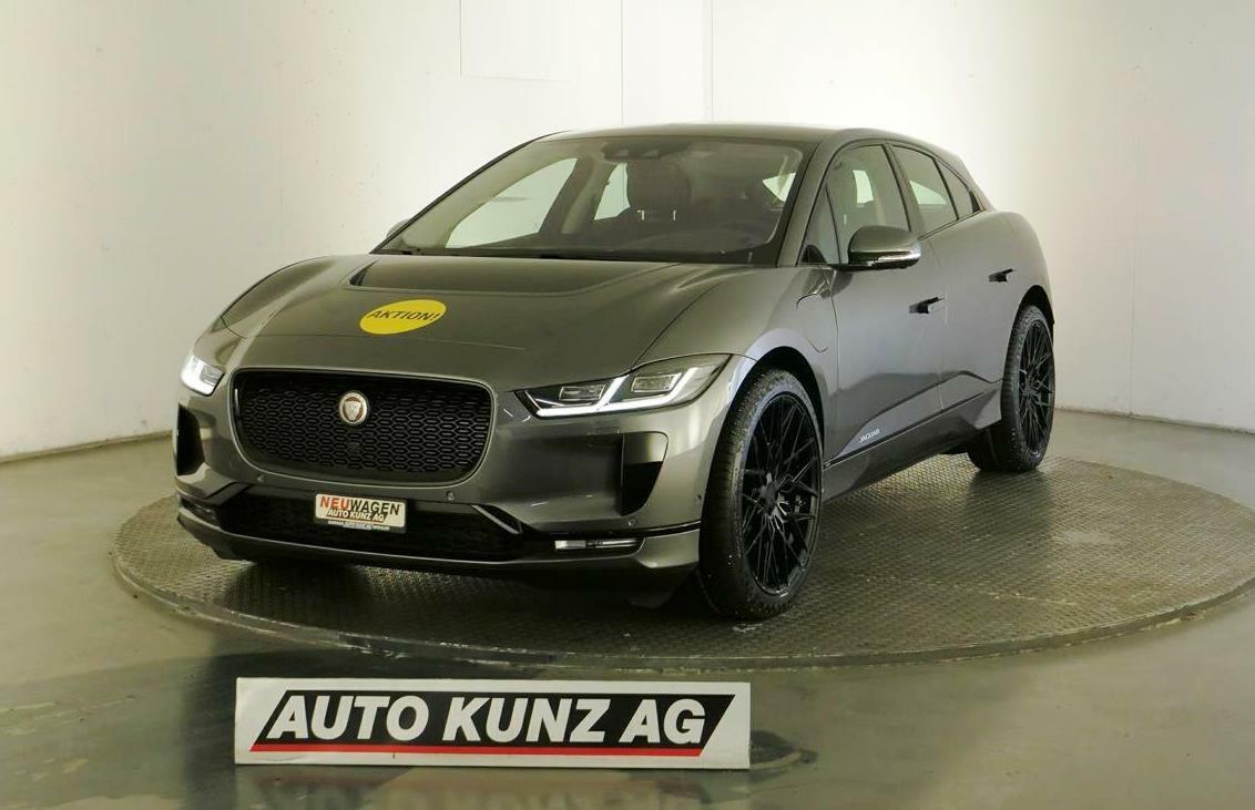 suv Jaguar I-Pace EV Elektro 400 SE AWD Spezial Automat