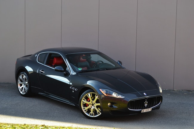 sportscar Maserati GranCabrio/Granturismo GranTurismo S Cambiocorsa