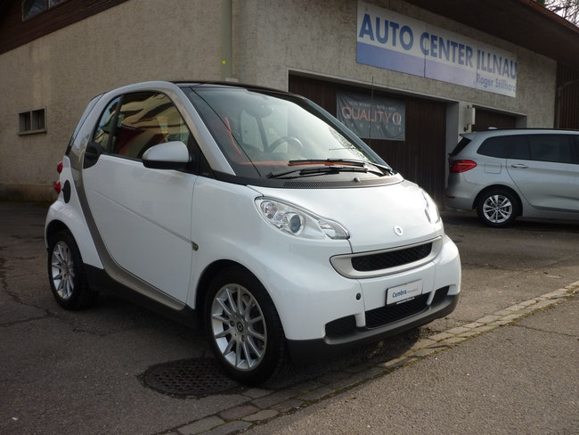 saloon Smart Fortwo passion softouch