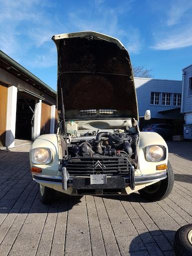 Citroën 2CV 99'999 km 9'900 CHF - acquistare su carforyou.ch - 1