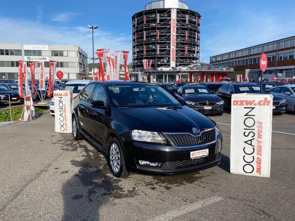 estate Skoda Rapid Limousine 1.0 TSi Active