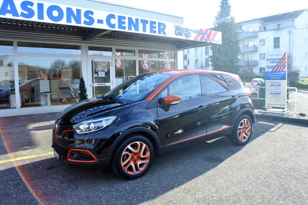 suv Renault Captur 1.2T Privilège