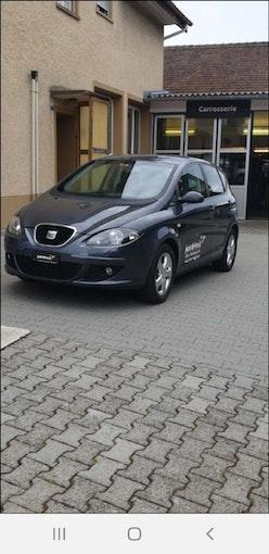 SEAT Altea 1.6 MPI Shake 120'000 km 5'500 CHF - buy on carforyou.ch - 1