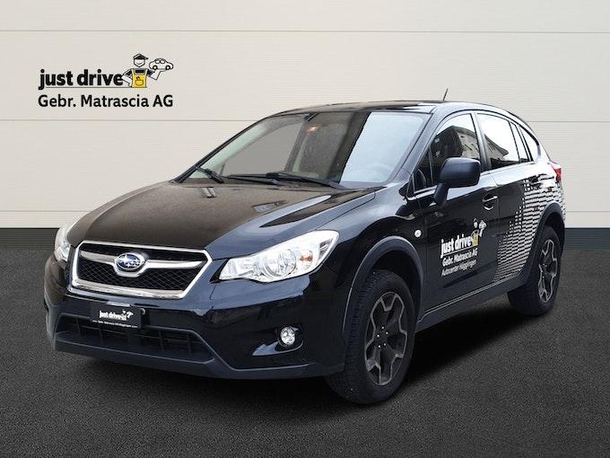 Subaru XV 2.0 D Swiss One 130'000 km 8'900 CHF - kaufen auf carforyou.ch - 1