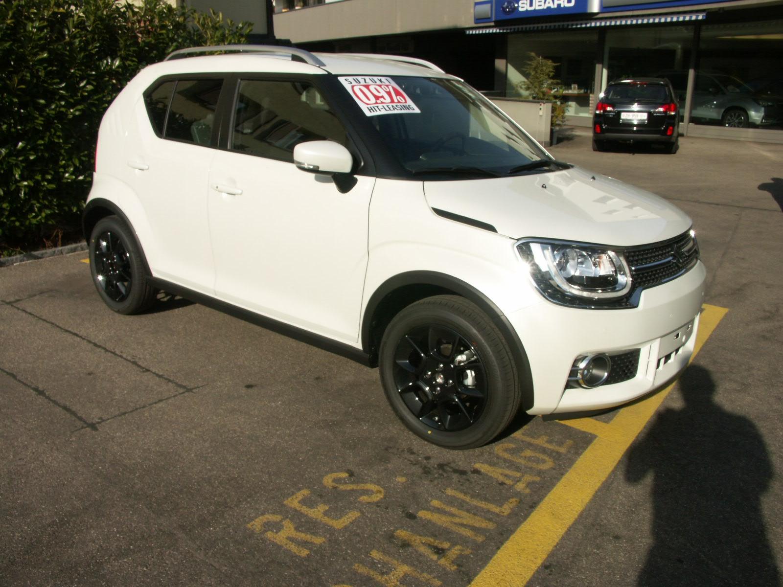 suv Suzuki Ignis 1.2 Generation Top Hybri
