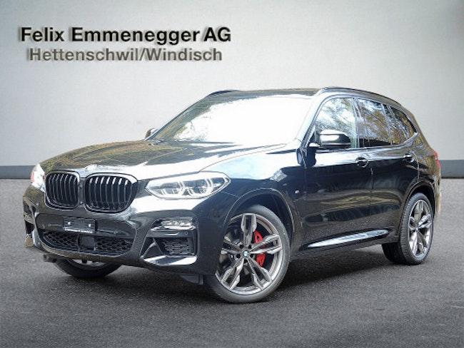 suv BMW X3 M40d Steptronic HEV
