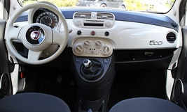 Fiat 500 1.3 JTD 75 Sport 118'705 km 4'140 CHF - acheter sur carforyou.ch - 2