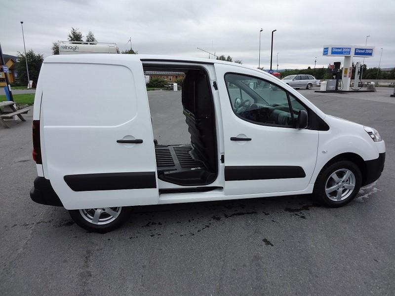 pickup Peugeot Partner Kaw. L2 1.6 HDI 90 Urban