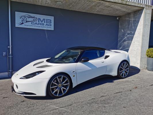 sportscar Lotus Evora 3.5 V6