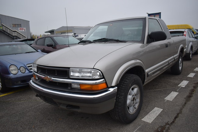 suv Chevrolet S10 Sport 4.3 B 4x4 A ABS
