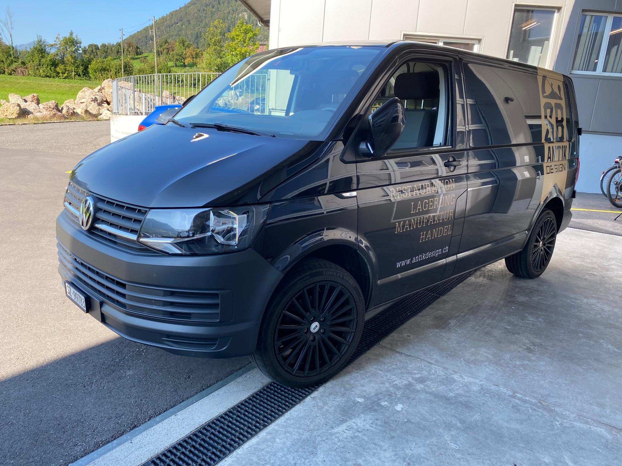 Buy Van Vw T6 Transporter Schwarz 4x4 Anhangerkupplung 75000 Km At 26500 Chf On Carforyou Ch