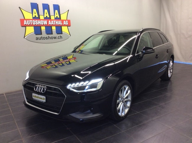 estate Audi A4 Avant 35 TFSI advanced S-tronic
