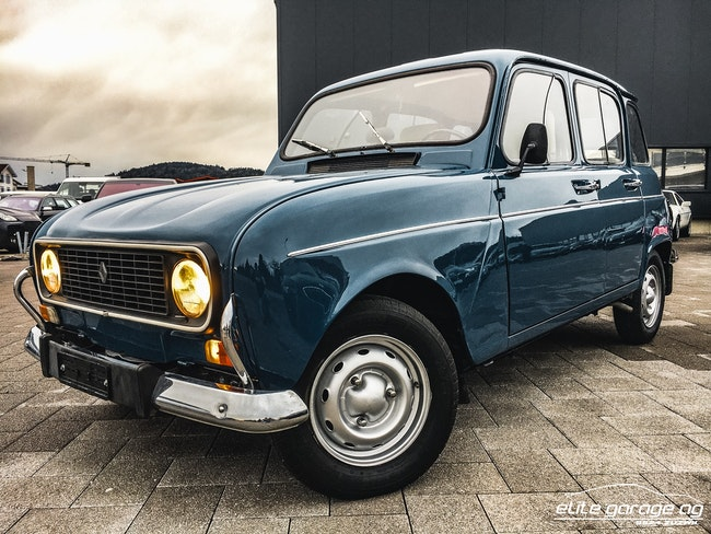 Renault R4 845 Export TL 180'500 km CHF16'800 - buy on carforyou.ch - 1