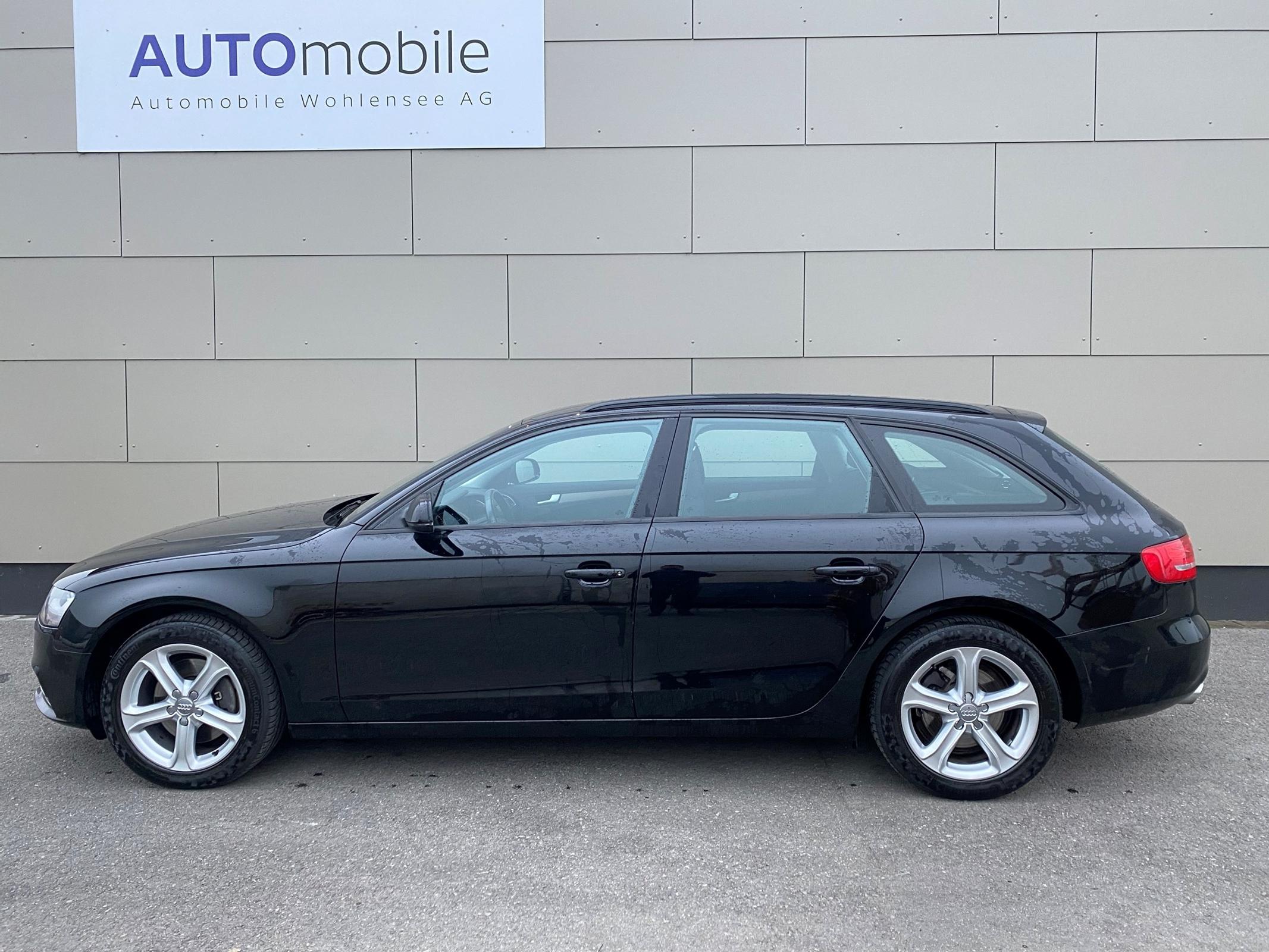 estate Audi A4 Avant 2.0 TFSI multitronic