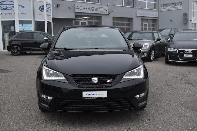 saloon SEAT Ibiza SC 1.4 TSI Cupra SR DSG
