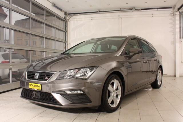 estate SEAT Leon ST 2.0 TDI FR 4D