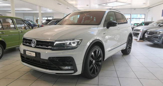 suv VW Tiguan 2.0 TSI Highline DSG