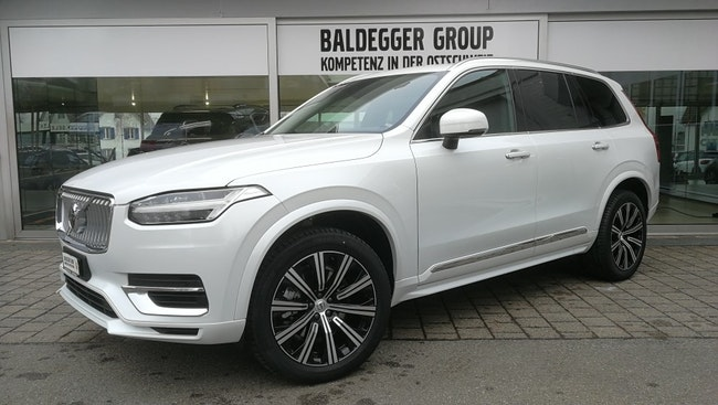 suv Volvo XC90 T5 AWD Inscription Geartronic